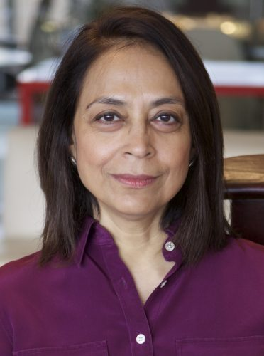 Radha Chadha is a brand consultant as well as a first-time biographer.
