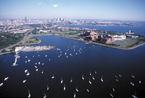 The scenic waterfront campus of UMass Boston will once again host the Compleat Biographer Conference.